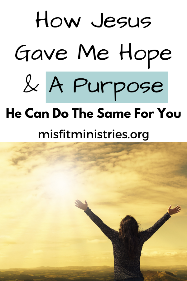 How Jesus Gave Me Hope & A Purpose | My Christian Testimony