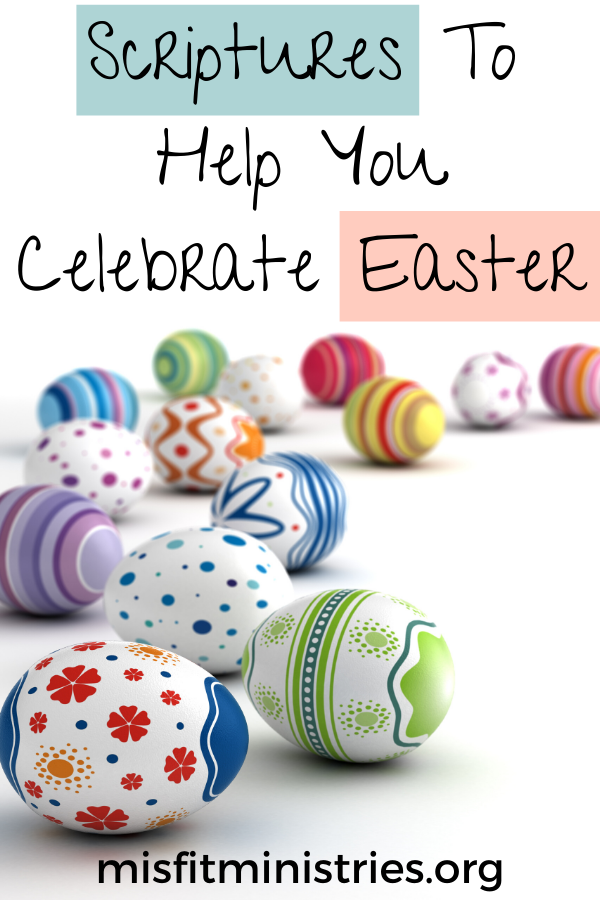 Scriptures For Easter   Bible Verses