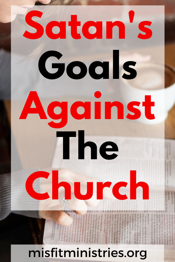 Spiritual Warfare | Learn about Satan's goals against the church and how you can win at spiritual warfare!