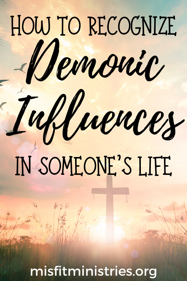 Signs of demonic influence