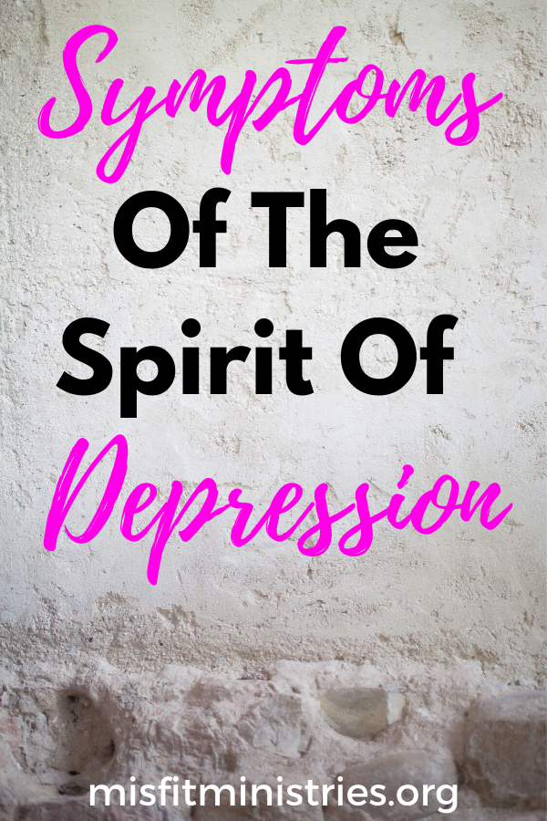 The Spirit of Heaviness