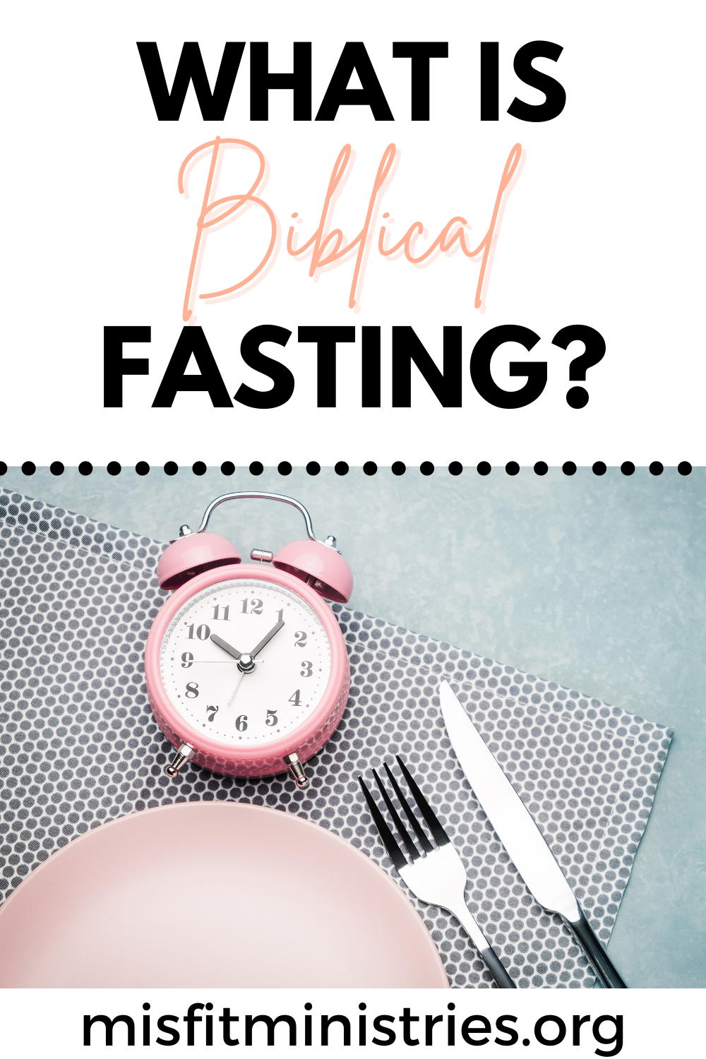 What Is fasting