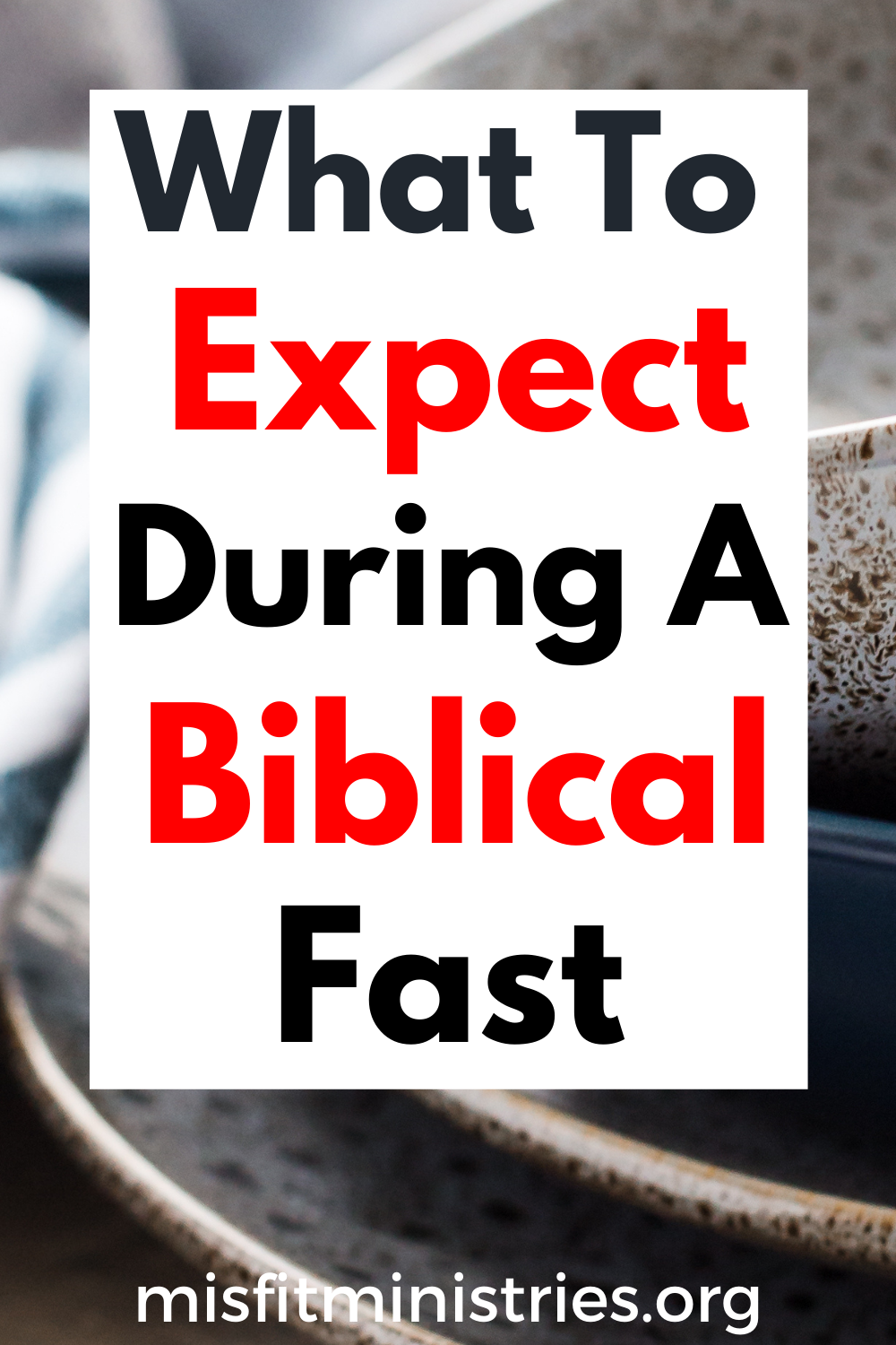 What Should I Expect During A Fast