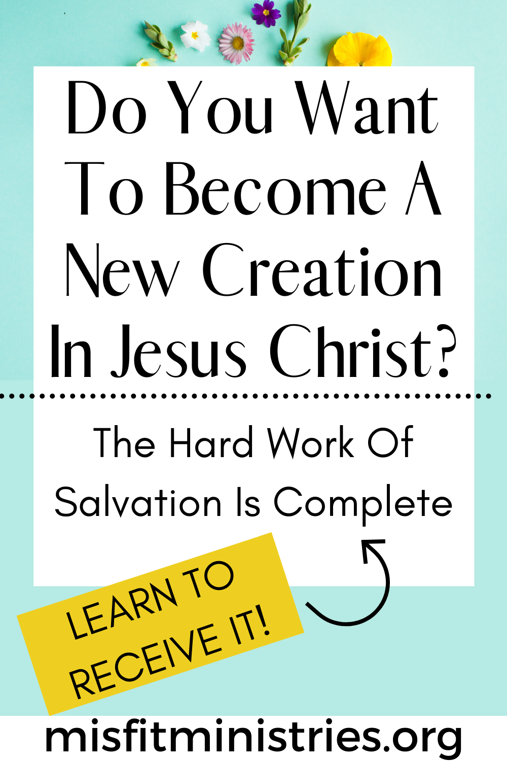 how to be born again in Jesus Christ