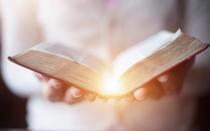 Ten Reasons To Read God's Word Every Day